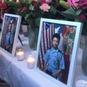 """在""""大屠杀""""中牺牲自己的华裔男孩,可能将获得荣誉军事葬礼 ..."""