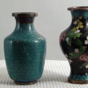 我收的景泰蓝MCH1630-掐丝珐琅花瓶