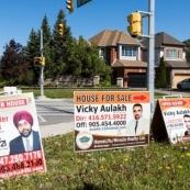 加拿大房价全球下跌最猛 断崖式大跌的信号?