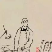 老树画画:忙忙活活一年,挣了一点小钱,约局儿吃个饭,聚在一起聊个天 ...
