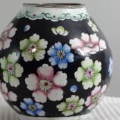 我收的景泰蓝MCH1617-清画珐琅小罐