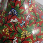 我收的景泰蓝MCH-1602-掐丝珐琅花瓶