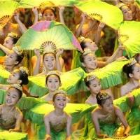 """今年春晚最好看的舞蹈—— 好一朵美丽的""""茉莉花""""幕后花絮 ... ... ..."""