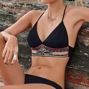 FashionWeek  只有这些清新又元气满满的泳衣,才能对得起我的马甲线