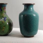 我收的景泰蓝MCH1628-掐丝珐琅花瓶