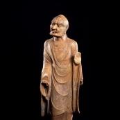从亚博的石刻造像旧藏看佛像的引入与汉化