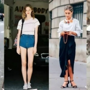 今夏所有显腿长的穿衣技巧,都在这啦!  