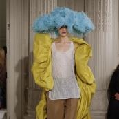 巴黎时装周   Valentino高定系列,女神的新衣  时尚临风