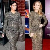 90斤和120斤的妹子,穿同一件衣服究竟有啥区别?