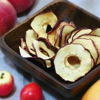 烘苹果圈(健康零食)