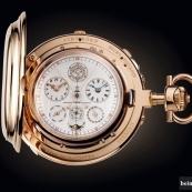拍卖收藏 | 五枚珍藏级的爱彼古董珍品时计