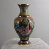 我收的景泰蓝MCH-1604-掐丝珐琅花瓶