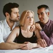 一妻两夫,开放式婚姻 这姐们爽上天的人生