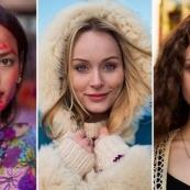 她4年走遍60个国家,用镜头记录女性之美||500位各式各样令人惊艳的女性