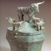 雲南博物館的館藏青銅器