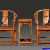 一个比利时人收藏明代黄花梨家具的故事