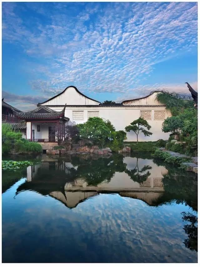 中国古建筑惊艳世界的美,这才叫摄影,构图绝了!