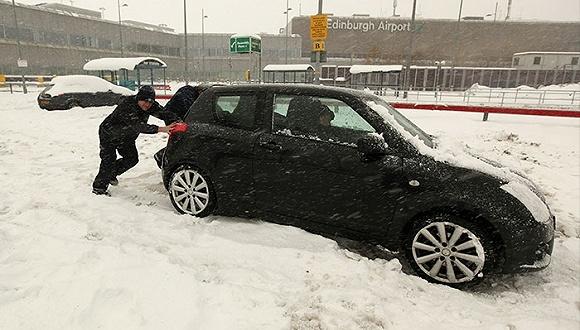 冬季行车 老司机常备实用11招