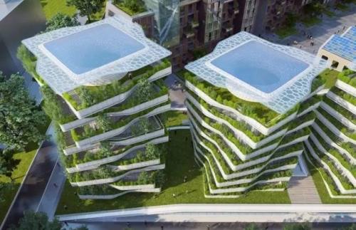 未来住宅,超乎你的想象!