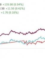 加拿大汽车类股票走强,钯金涨价创纪录