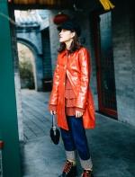 我在零下八度的北京拍出了这些时尚大片||时髦人sunnie