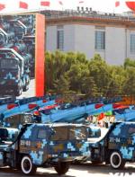 中国成功进行陆基中段反导拦截技术试验