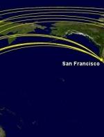 北美至中国直飞航线及所需里程总结~北美牧羊场