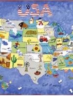 美国人喜欢在自家的哪些地方旅游