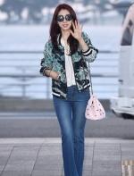朴信惠新剧开播 精致衣品演绎经典韩范