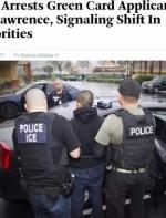 ICE如何在法庭抓人?法院工作人员主动配合 便衣在法庭出口处前后夹击 ||纽约华人圈