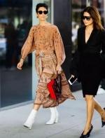 换季穿衣活教材 | 纽约时装周街拍中最实用时髦的是这些!