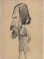 原来莫奈早期是个漫画家,得罪他的人被画成这个鬼样……