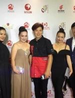第13届中美电影节颁奖典礼,中美华人戏剧联盟集体闪耀红毯||《疯狂话剧团》 中美华人戏剧联盟