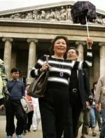 英媒:恐袭也挡不住中美游客来买买买!(组图)