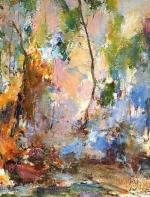俄裔美籍画家 尼古拉 费钦 作品欣赏