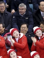 啦啦队员一定要是美女 朝鲜的口红外交
