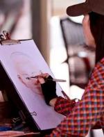街头十块钱一幅的素描画得那么像,为什么不是艺术品?