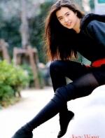 王祖贤51岁生日温哥华晒美照,还是那个惊艳了时光的小倩!