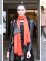 时尚街拍:街拍是时尚潮流的风向标 街拍是最好的穿衣指南