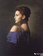 中国油画:来来去去的肉身 美丽的女人完好无损