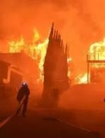 """加州又起""""末日火灾"""",大火直逼洛杉矶,留学生:我想赶紧考完回家! ..."""