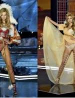 这两个美国妹子搞了个反时装秀,没有大长腿A4腰,依然算得上是年末最美啊! ...
