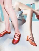 想要一双优雅复古还少女的鞋很难吗?难!但我找到了||Casper、Liu 时尚COSMO