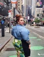 从未婚先孕的肥胖少女到如日中天的网红模特.她拿了一手烂牌,依然打得很漂亮 ...