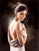 国外绘画:春风呵 你要把天下的女人都吹得现代一些 漂亮一些