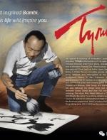 他曾是受尽歧视的底层华裔,最终用中国水墨惊艳好莱坞,成为一代宗师 ...|| 英国报姐