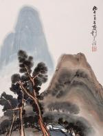 旅美华人第一代大画家----刘业昭