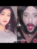 当老外看了中国神奇的化妆(易容)术后...…