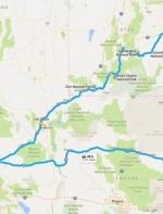 从LA出发6天玩遍7个国家公园! 这可能是最高效的美西大环线自驾游攻略了! ...|| 菜花卷卷 洛杉矶消费指南