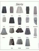 简单的半身裙你都穿不好看?还不是因为版型没搞懂!